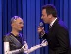 Jimmy Fallon zapjevao karaoke s robotom