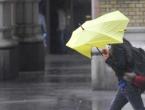 Oblačno s kišom i narednih dana: U Hercegovini olujni vjetrovi