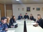 Mikulić na sastanku s Mladeži HDZ-a BiH Rama
