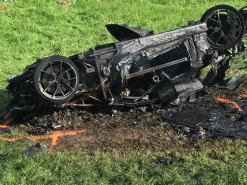 Bivša zvijezda Top Geara stradala u Rimčevom automobilu