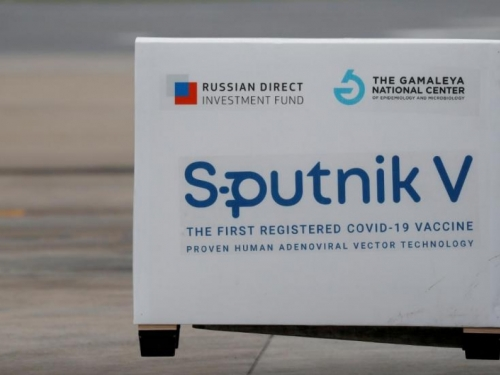 Rusija spremna Hrvatskoj isporučiti milijun doza cjepiva