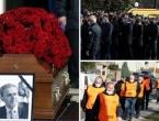 FOTO: Zagreb se oprostio od Milana Bandića