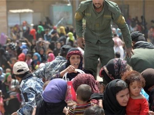 Najmanje 72.000 izbjeglica se vratilo u oslobođeni istočni dio Mosula