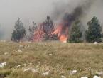 Na Kupresu i dalje aktivna dva velika požara