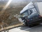 Prometna nesreća na Žovnici: Smrtno stradale dvije osobe