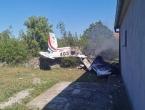 Hrvatska: Srušio se vojni avion u mjestu Biljane Donje