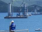 Kreće utrka s vremenom za dovršetak Pelješkog mosta