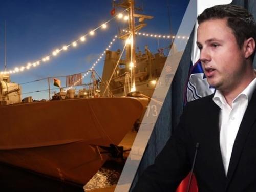 Slovenski političar huška na rat
