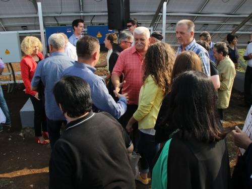 FOTO: Na Proslapu otvorena solarna elektrana
