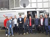 Dugopolje: Ukrao HRT-ovo reportersko vozilo od milijun eura