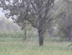 U BiH umjereno do pretežno oblačno s kišom
