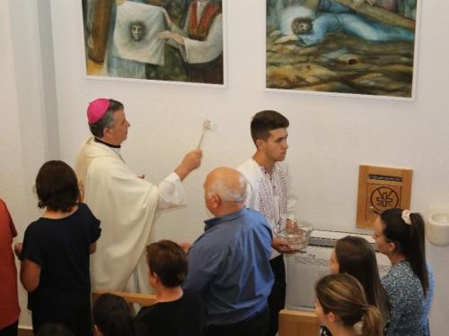 FOTO: Posveta crkve u Rumbocima