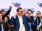 Vučić: Najveće povjerenje u povijesti, pobijedili smo svuda