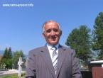 Susret obitelji Ćuk u Rami i intervju s g. Jozom Ćukom