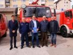Nevistić donirao vozilo vatrogascima