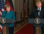 Bijela kuća pohvalila odnose između Trumpa i Merkel