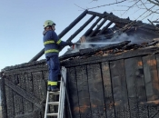 Požar zahvatio kuću u Šujici