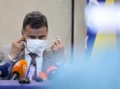 Novalić objasnio zašto nije znao staviti zaštitnu masku