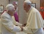 Papa Franjo čestitao Benediktu 70. obljetnicu svećeničkoga ređenja