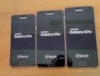Samsung predstavio tri nova smartphonea