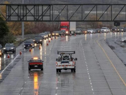 U Kaliforniji evakuacije zbog oluje s Pacifika