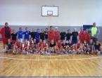 U Posušju upriličeno druženje škola košarke KK Rama i KK Posušje