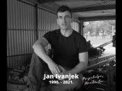 Umro je mladi vojni analitičar Jan Ivanjek