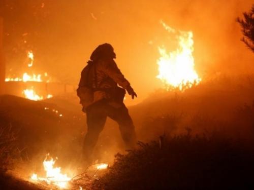 Tomislavgrad: Policija traga za piromanima koji su namjeravali zapaliti šumu