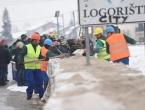 Zbog skorašnjeg kopnjenja snijega u Hrvatskoj počele pripreme za moguće poplave