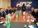 Plenković i Čović istaknuli važnost izmjena izbornog zakonodavstva