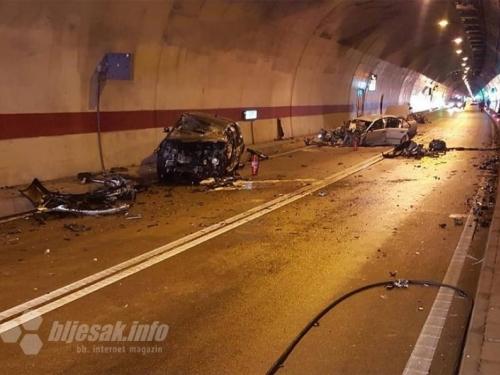 Zatvoren tunel Sveti Ilija, poginula jedna osoba