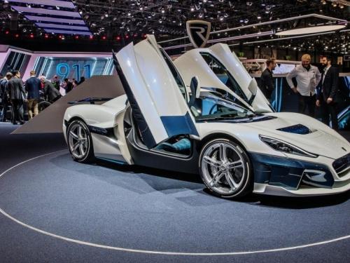 Rimac Automobili se šire na ključna tržišta: U Šangaju otvorili luksuzni salon