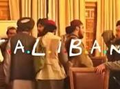 Viralni video: Snimke talibana uz temu iz Prijatelja