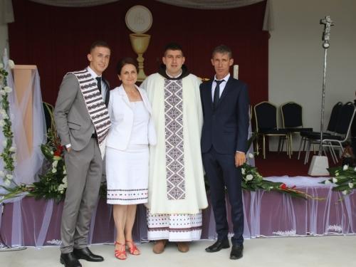 FOTO: Mlada misa fra Antonia Baketarića u Rumbocima