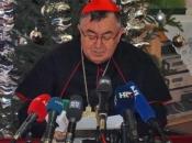 Kardinal Puljić: Nekima odgovara da je Hrvata u BiH što manje