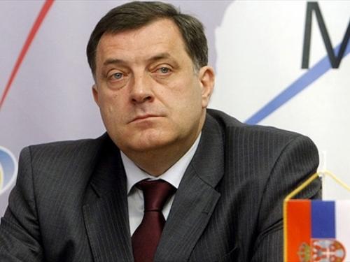 Amerika uvela sankcije Miloradu Dodiku