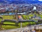 U središtu Banja Luke postavljena cisterna s vodom zbog velikih vrućina