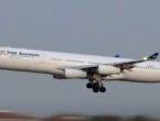 U Iranu se srušio putnički avion!