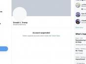 Twitter trajno suspendirao račun Donalda Trumpa