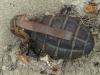 Duge: Pronašao bombu u bašti
