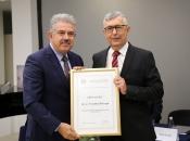 Hercegu zahvalnica Godetskog društva Herceg-Bosne