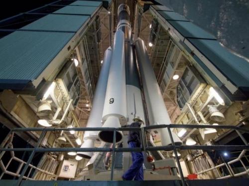 U svemir lansiran laser za proučavanje leda na Zemlji