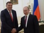 Putin poželio Dodiku sreću na izborima u listopadu