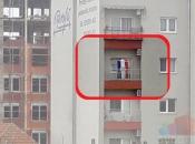 Subotica: Uhićen zbog hrvatske zastave i Thompsona