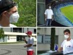 Povratak nogometa: Maske, rukavice, testovi za igrače i nova pravila
