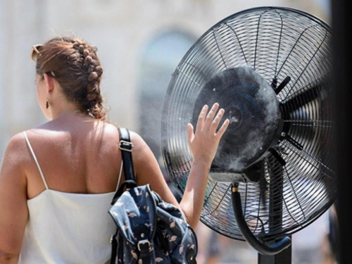 Stiže novi toplinski val: Temperature do 40 stupnjeva
