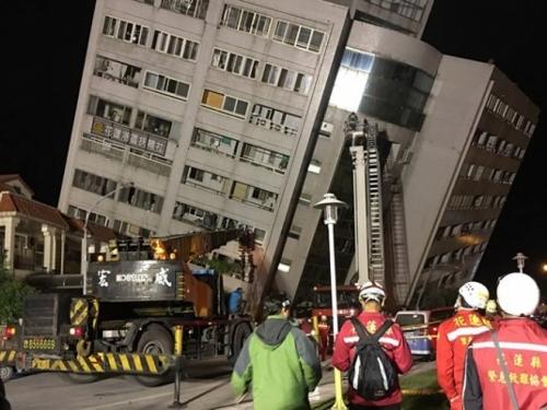 Najmanje četvero mrtvih i 145 nestalih u potresu na Tajvanu