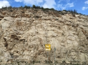 Strojevi na terenu: Počeli radovi na cesti Stolac-Neum