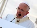 Papa Franjo biskupima: Ne primajte homoseksualce