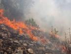 Dramatično na požarištima u Hercegovini: Traži se angažiranje helikoptera